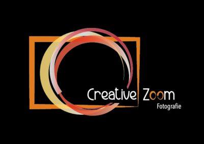 Logo Creative Zoom Fotografie