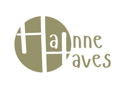 Logo en visitekaartjes Hannehaves