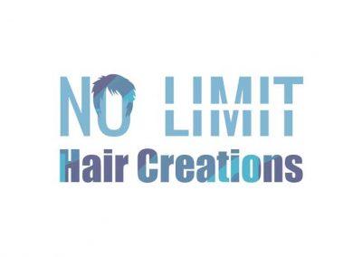 Logo No Limit Hair Creations