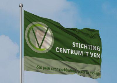 Huisstijl Stichting Centrum 't Ven