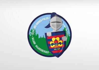 Logo Scouting Ridder Fulco