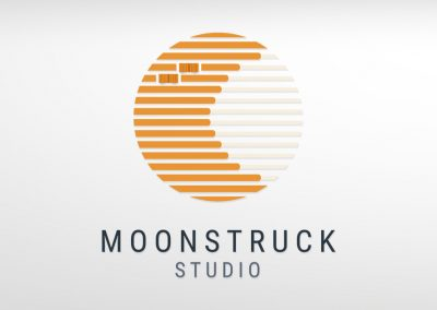 Logo Moonstruck Studio