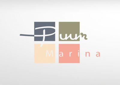 Huisstijl Puur Marina
