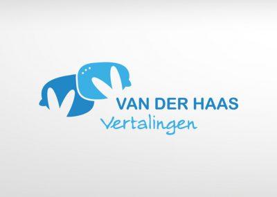 Logo Van der Haas Vertalingen