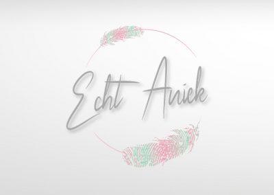 Logo Echt Aniek