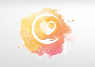 Logo Thuis bij jou