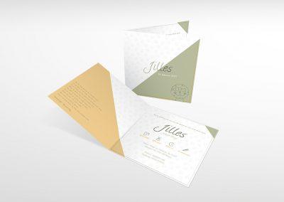 Geboortekaartje Jilles