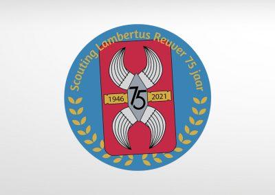 Badge Scouting Lambertus Reuver